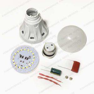 5w plastic led bulb parts accessories sri lanka 3