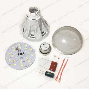 9w plastic led bulb parts accessories sri lanka
