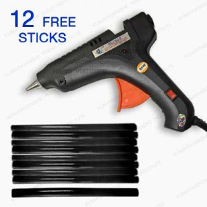 hot Glue gun Sri Lanka large glue sticks black