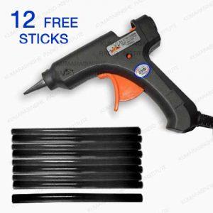 hot Glue gun Sri Lanka small glue sticks black