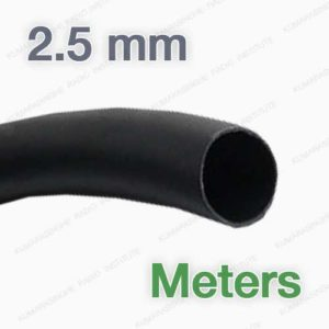 heat shrink sri lanka 2.5 mm meter electrical wire shrink sleeve tubing rubber wrap polyolefin
