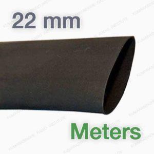 heat shrink sri lanka 22 mm meter electrical wire shrink sleeve tubing rubber wrap polyolefin