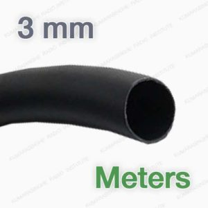 heat shrink sri lanka 3 mm meter electrical wire shrink sleeve tubing rubber wrap polyolefin